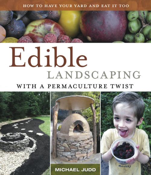 Local author, Michael Judd's new book (www.ecologiadesign.com)